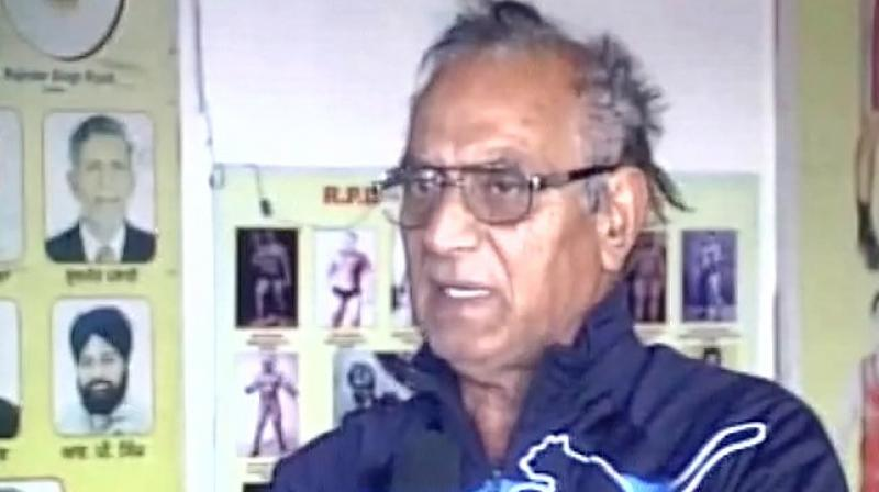 In the movie, Geeta's coach, Pramod Kadam, is shown to be an egotistical, publicity-hungry personality. (Photo: ANI)