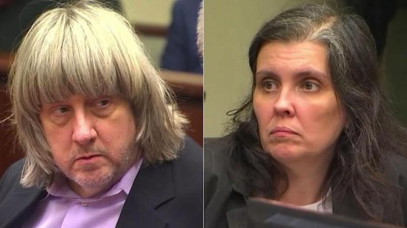"A California couple pleaded guilty on Friday to imprisoning and torturing 12 of their 13 children in a grisly ""house of horrors"" case that gained international attention. (Photo:Facebook)"