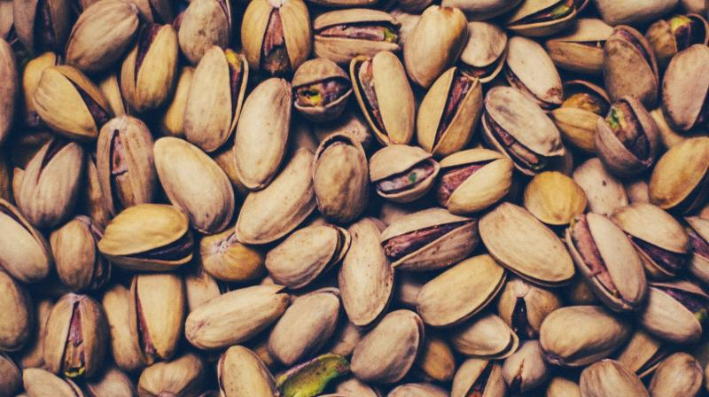 Nuts are a rich source of healthy fats, minerals, and antioxidants, all of which may aid cardiovascular health, they explain. (Photo: Pexels)