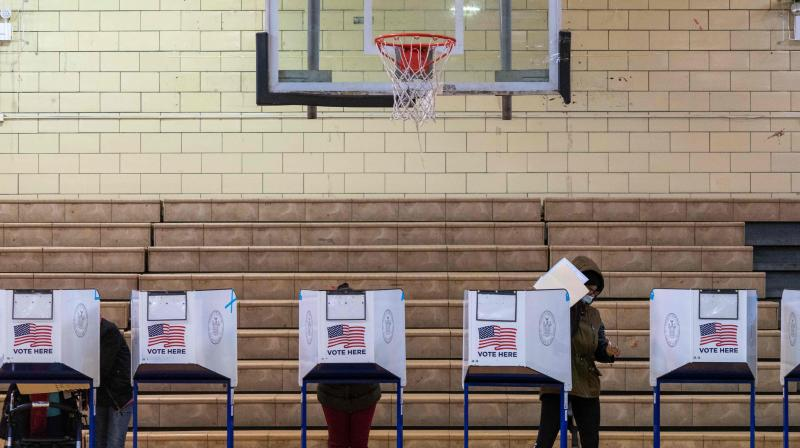New York probing allegations of voters receiving robocalls on election day