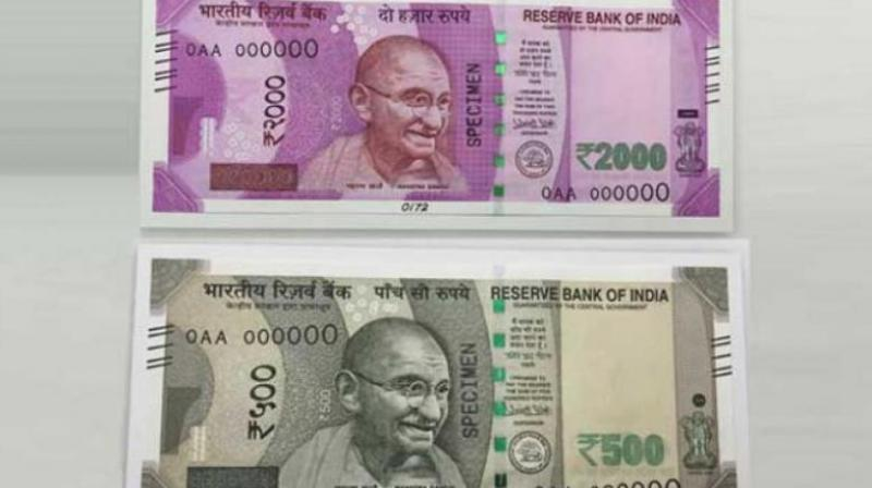 6 out of 10 features of new notes copied by fake Indian currency