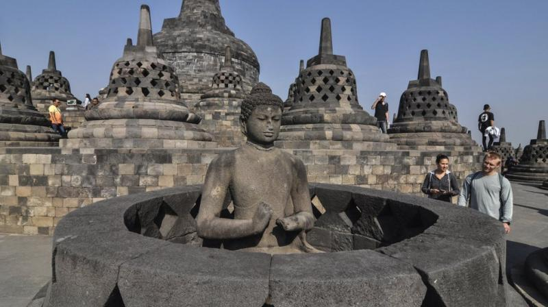 The city is a centre of Javanese culture and a seat of royal dynasties going back centuries. (Photo: AP)