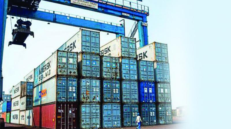 Since 2011-12, India's exports have been hovering at around USD 300 billion. (Photo: Representational)