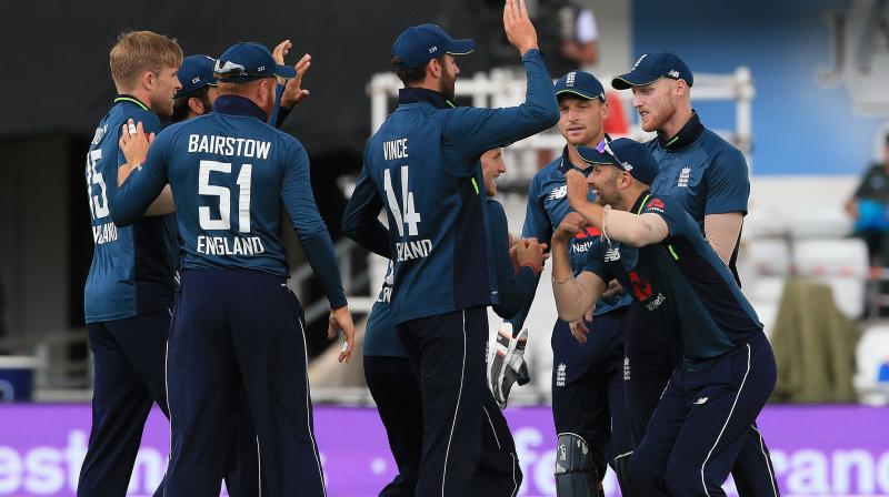 The five-Test series against India follows England's 2-1 ODI series win over the tourists which helped them cement their place as the world's top-ranked one-day side. (Photo: AFP)