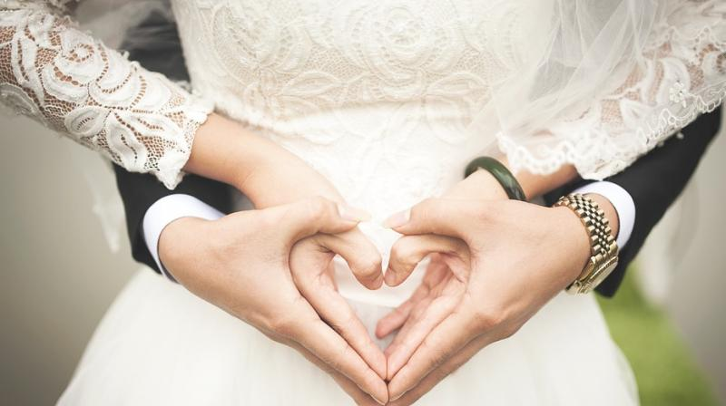 Marriage keeps your heart healthy and it's quite literally