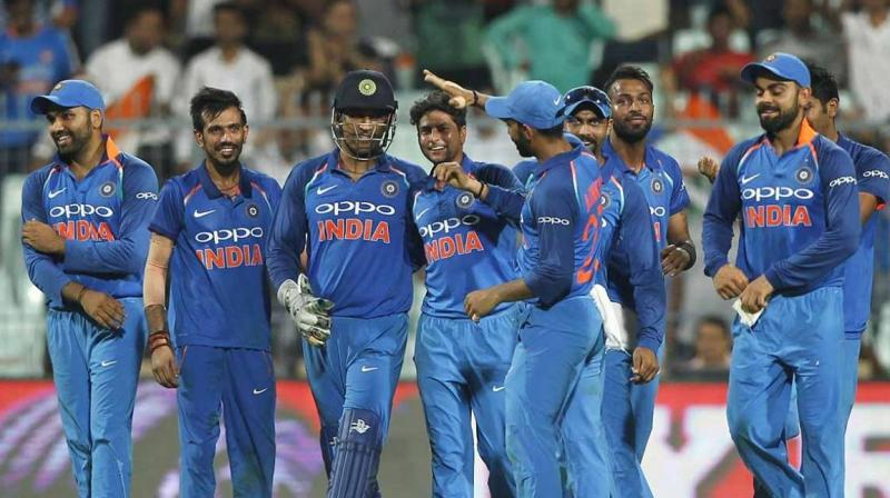 South Africa Vs India 4th Odi Virat Kohlis Men Eye