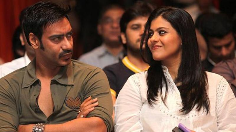 Ajay Devgn on sharing Kajol's number on Twitter