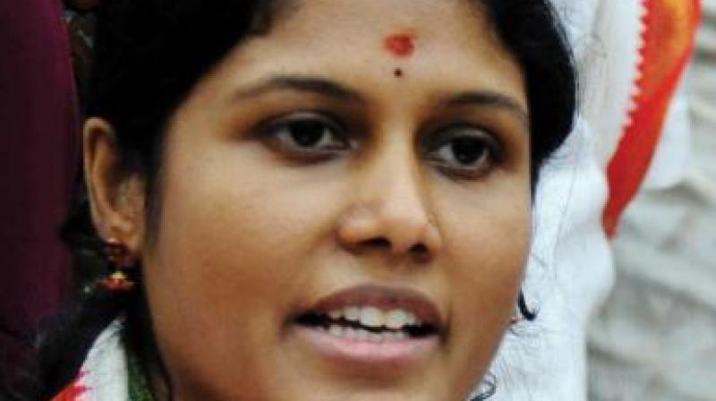 Gangambike Mallikarjun