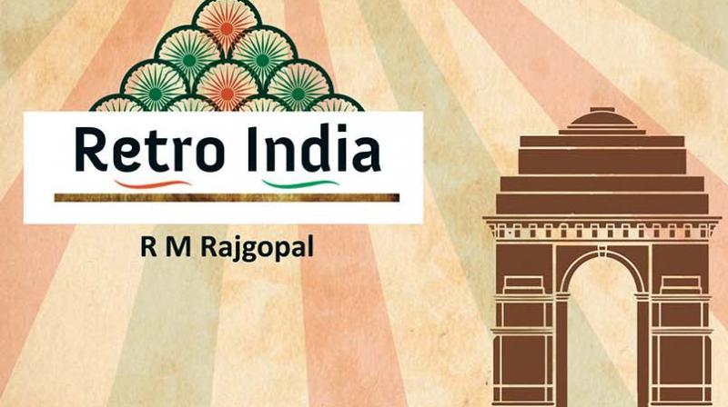 Retro India R.M. Rajagopal Publisher: Manipal University Press