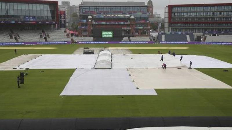 India who has remained unbeaten so far in the World Cup will look to pick up another win after enduring a wash out game along with New Zealand. (Photo:AP)