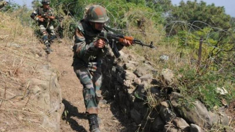 'Three militants have been killed, while one soldier was injured in the operation,' an Army officer said.  (Photo: Representational | File)