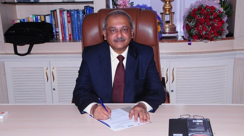 HAL chairperson R Madhavan's reply came when he was asked to clarify that defence PSU HAL had been deprived of an offset contract from the Rafale deal.(Photo: hal-india.co.in)