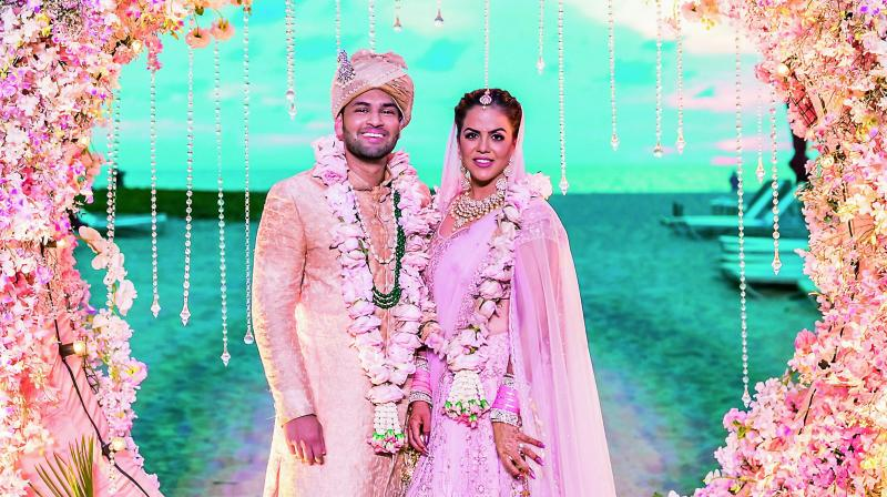 Shivaangi Sharma got married to  Dutch national Danny Ghisaidoobe in Phuket