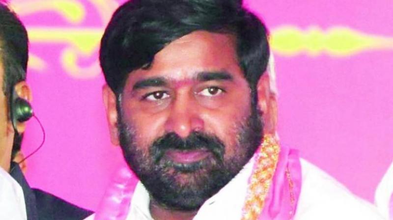 Energy minister G. Jagadish Reddy