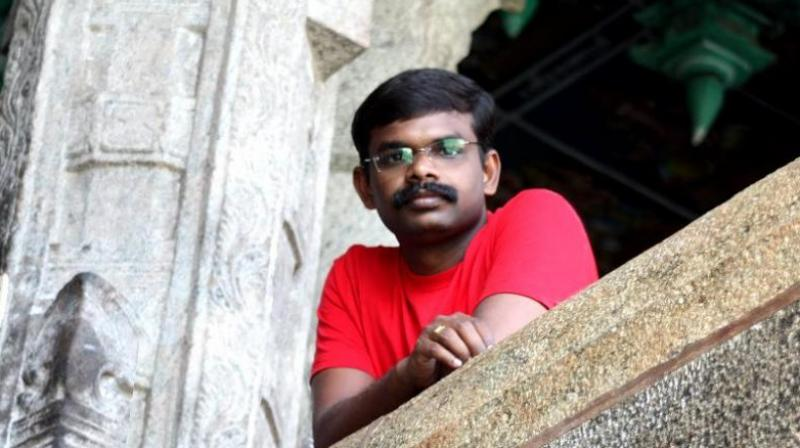 Tirunelveli District Court grants bail to cartoonist G Balakrishnan, 36, alias Bala who was arrested on Sunday for his caricature on Tamil Nadu Chief Minister E Palanisamy, Nellai Collector and the Superintendent of Police. (Photo: Facebook | cartoonistbala)