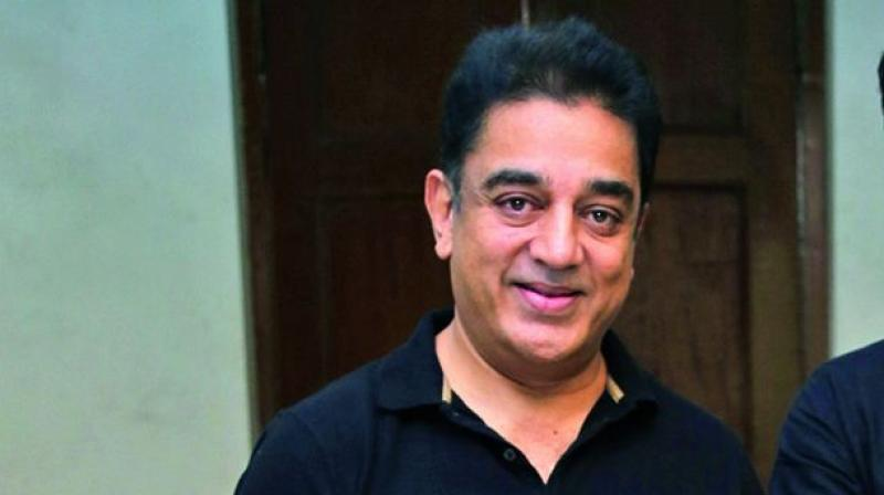 Actor Kamal Haasan charged that both the 'independent' and the 'ruling side fixed rates' for voters. (Photo: File)