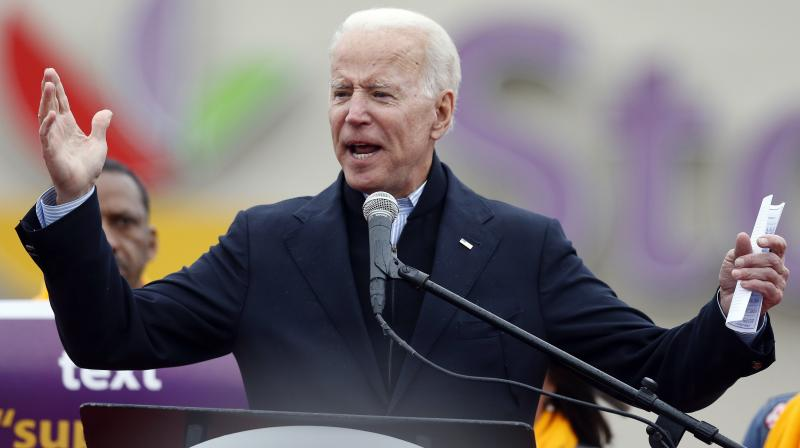 "Biden ""had the temerity to dare slander the dignity of the supreme leadership of the DPRK"", the North's official KCNA news agency said late Thursday. (Photo: File)"