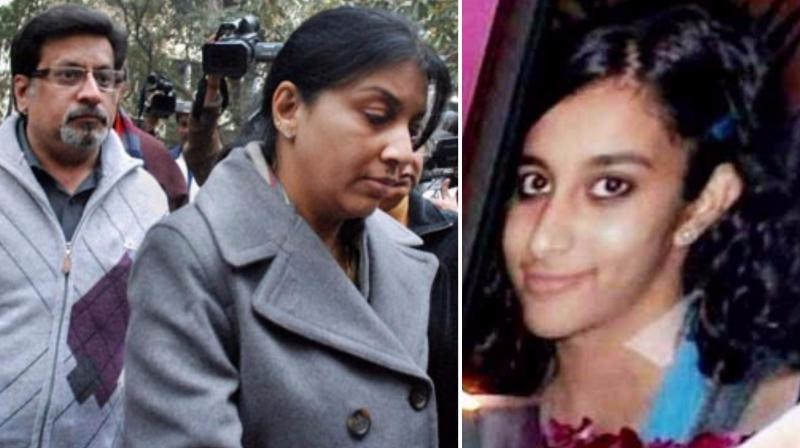 Nupur and Rajesh Talwar are at present serving their sentence in Ghaziabad's Dasna jail. (Photos: PTI/AP)