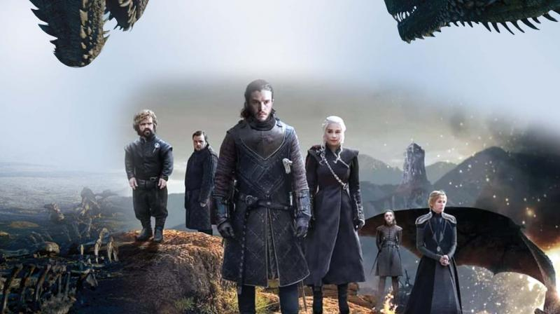A picture of the living army awaiting the White Walkers from Game of Thrones used for representational purpose only.