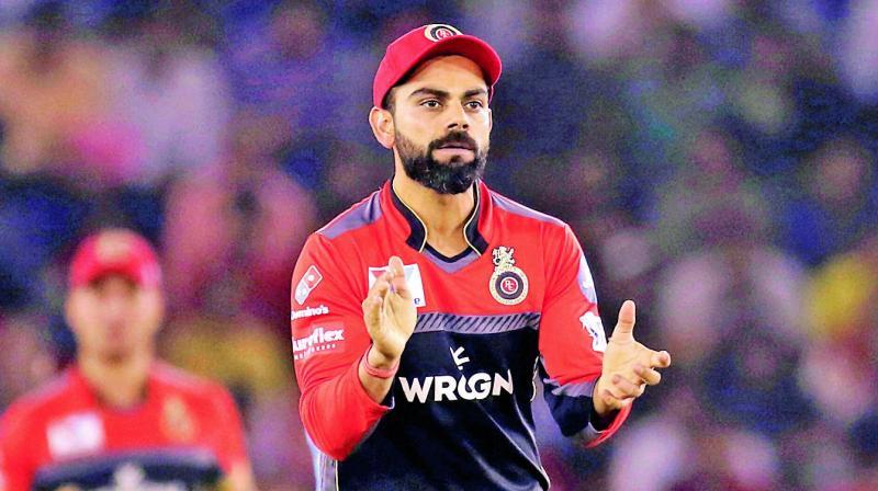 Virat Kohli,  RCB skipper