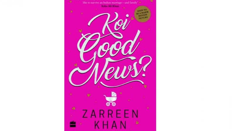By Zarreen Khan Pages 382 Price Rs 250 Publisher Harper Collins