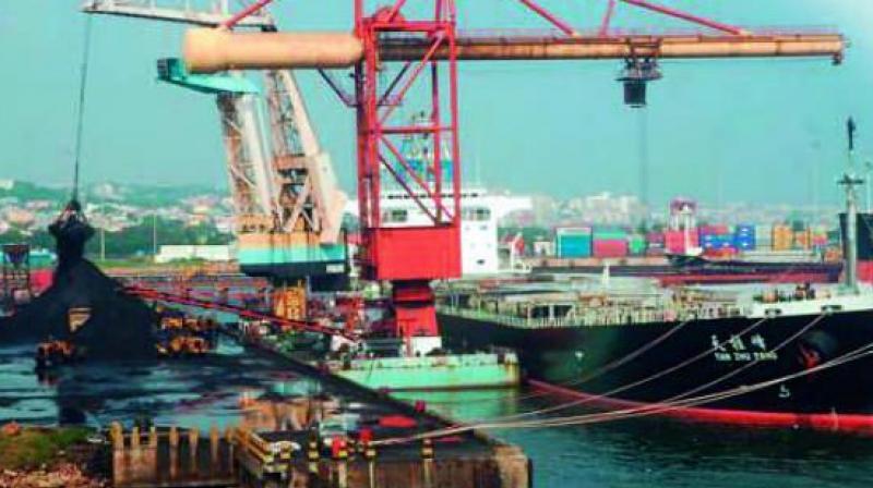 Ramayapatnam port