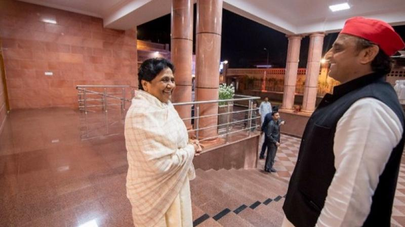 The alliance, however, failed to make an impact in the politically crucial state. While the BSP managed to win ten seats, SP got five seats and RLD drew a blank. (Photo: File)