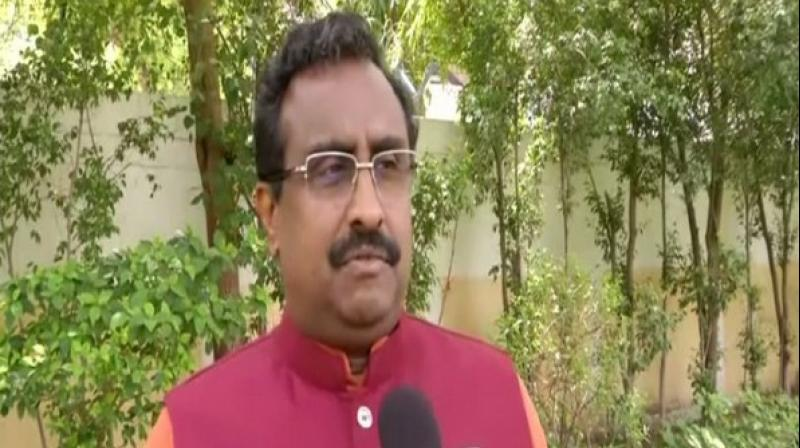 BJP National General Secretary Ram Madhav on Friday said that by moving the United Nations on the Kashmir issue Pakistan has caused more harm to itself than to India. (Photo: File)