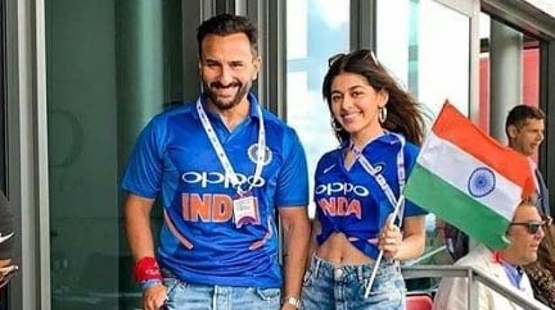 Saif Ali Khan, Alaia F start shooting for 'Jawaani Jaaneman'
