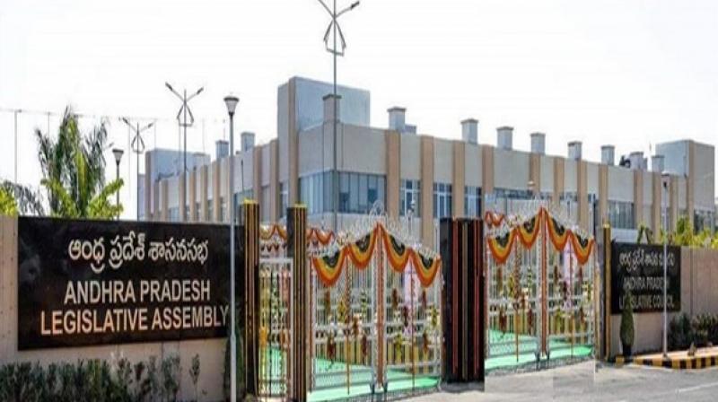 Minister of Municipal Administration and Urban Development Botsa Satyanarayana said that the canteens have not been shut. (Photo: ANI)