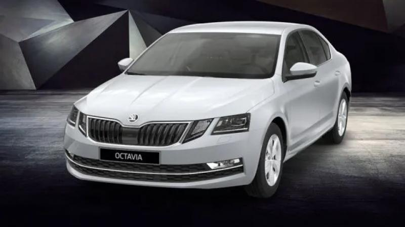 The Octavia Corporate Edition is limited to existing Skoda customers.