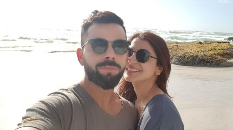 Virat Kohli-Anushka Sharma latest Twitter, Instagram photos send internet in meltdown