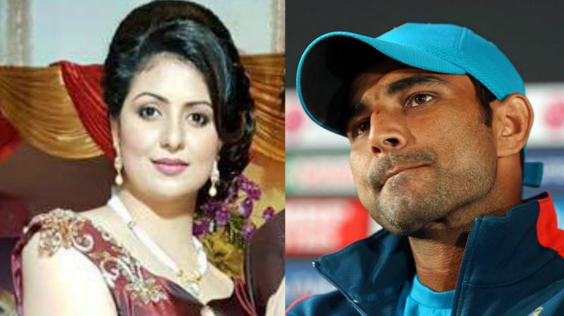 Hasin Jahan and her cricketer husband Mohammed Shami are currently fighting a legal battle after the former accused the latter of having extra-marital affairs. (Photo: Facebook / AFP)