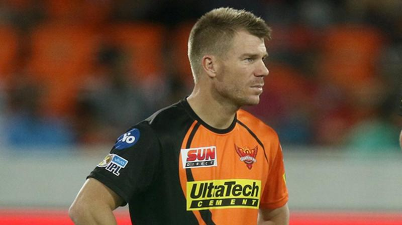 Warner, who has been the leading run scorer in this IPL, thus won't play any further matches for SRH.He amassed a staggering 692 runs in the ongoing edition of the cash-rich T20 league. (Photo: BCCI)