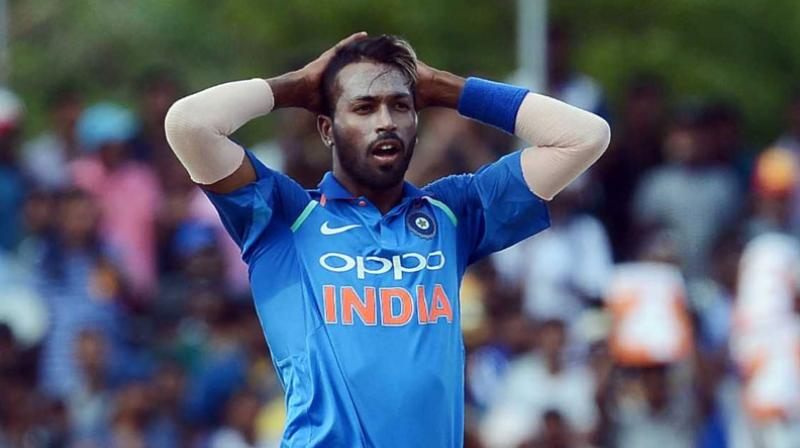 The 25-year-old, who is here for the ongoing series against Australia, vowed never to repeat the behaviour. (Photo: AFP)