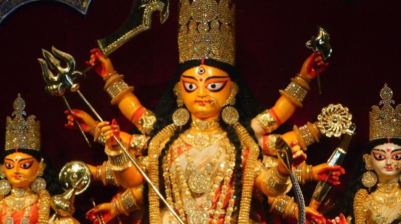 Durga Puja (Photo: Supratim Chakraborty)