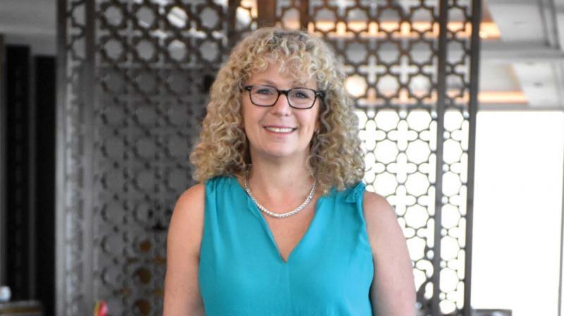 Nutritionist Dr Lesley Braun