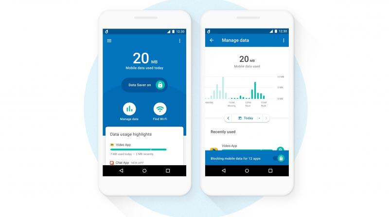 Google New Datally App helps people Manage Data Usage on Their Smartphone