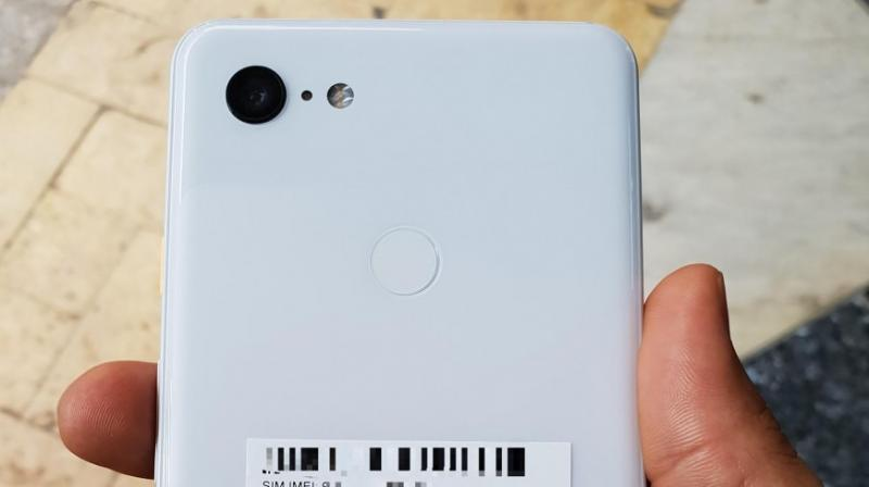 New Google Pixel 3 XL images and specs leaked online