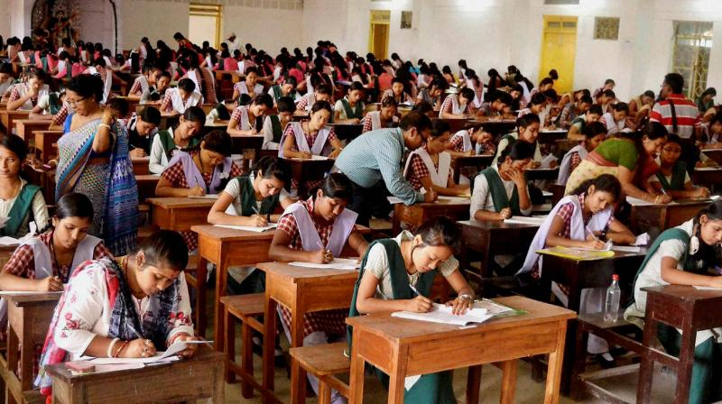 The election comission does not wants polls to clash with exam dates. (Representational Image)