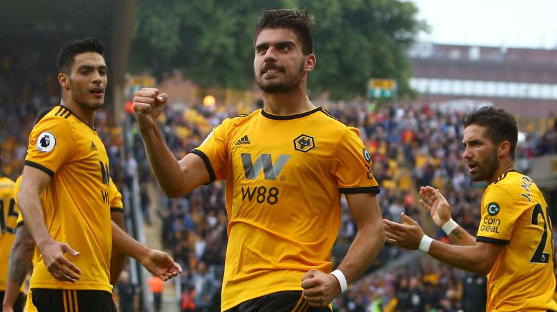 The reward for Wolves is a fourth round tie against the winner of the replay between Shrewsbury Town and Stoke City. (Photo: AFP)