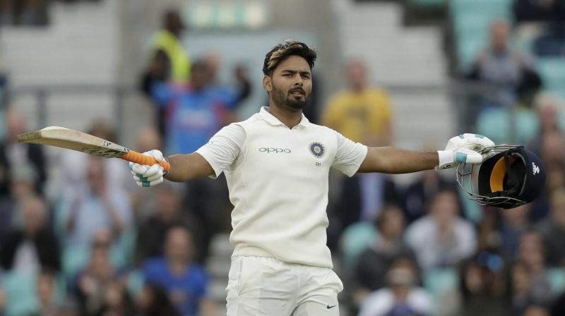 In Australia, Pant amassed 350 runs in seven innings, the second highest after Cheteshwar Pujara, while behind the stumps he broke the record for most catches -- 20 -- by an Indian wicketkeeper in a Test series. (Photo: AP)