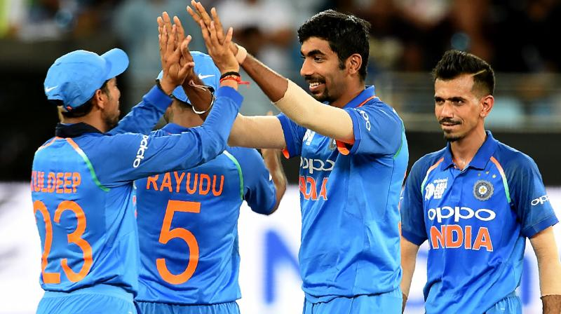 Team India are chilling like villains before ODI series against Australia