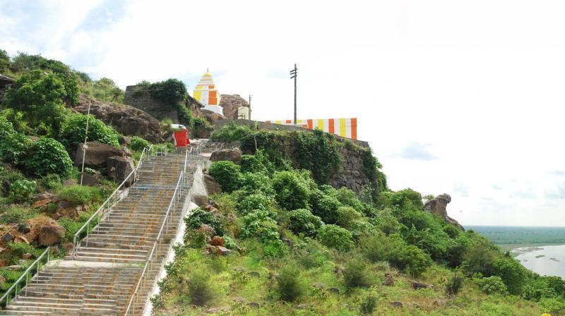 Venkateswara temple. (Photo: DC)