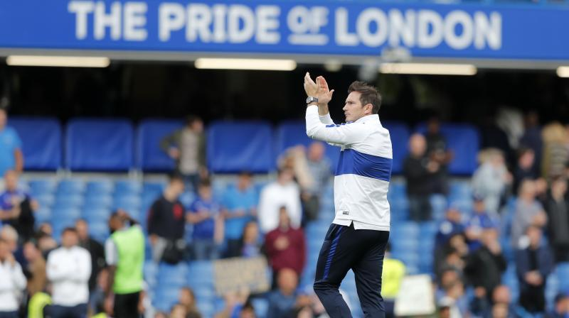 His focus was on how Chelsea failed to maintain their early momentum against Leicester and allowed the visitors to run much of the game. (Photo: AP)