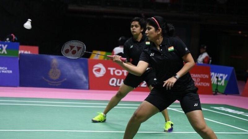 BWF World Championships: Poorvisha-Jakkampudi progress in women's doubles
