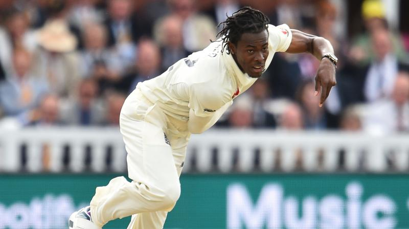 "England skipper Joe Root heaped praise on pacer Jofra Archer, saying ""the bowler has made a massive impact on the team"". (Photo: AFP)"