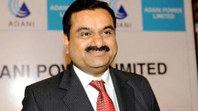 Gautam Adani, Chairman and Founder of Adani Group.
