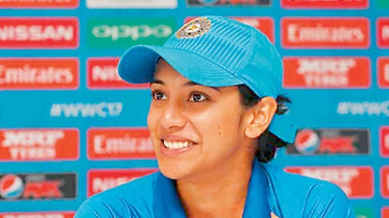 On her Instagram feed, Smriti Mandhana took part in a Q&A session with her fans. (Photo: File)