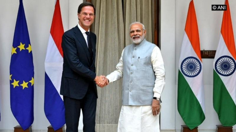 Netherlands look to co-operate with India under PM Modi's leadership